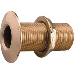 "Perko Cast Bronze Thru-Hull Connection f/ 2"" Pipe - 0322009PLB"