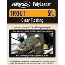 Airflo Trout 10ft PolyLeader Slow Sinking
