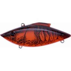 Bill Lewis Rat-L-Trap Original (RT) 46R RED CRAWFISH found on Bargain Bro India from Tackle Direct for $5.39