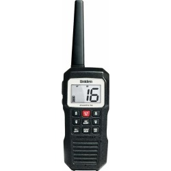 Uniden Floating Handheld VHF Marine Radio - ATLANTIS 155 found on Bargain Bro India from Tackle Direct for $69.99