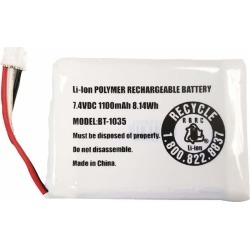 Uniden Replacement Battery Pack f/ Atlantis 270 - BBTG0920001 found on Bargain Bro India from Tackle Direct for $45.00