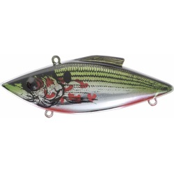 Bill Lewis Rat-L-Trap Original (RT) 370 CHROME BLEEDING SHAD found on Bargain Bro India from Tackle Direct for $5.39
