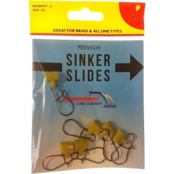 Thundermist Sinker Slides - Large found on Bargain Bro Philippines from Tackle Direct for $3.49