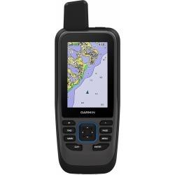 Garmin GPSMAP 86sc Handheld GPS - US Bluechart g3 Coastal Mapping