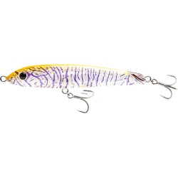 Nomad Design Riptide - 95mm Floating Fatso - Holographic Purple Shrimp