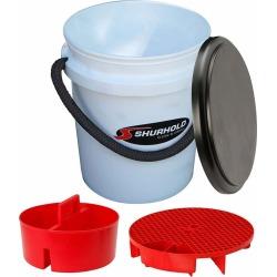 Shurhold 2461 One Bucket Kit - 5 Gallon - White