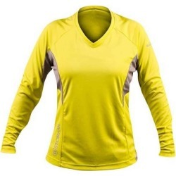 Stormr RW115W-63 Womens Long Sleeve UV Shield Shirt Hi-Vis Lime - 14 found on Bargain Bro Philippines from Tackle Direct for $39.95
