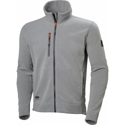 Helly Hansen Kensington Fleece Jacket - Grey - 2XL found on MODAPINS from Tackle Direct for USD $130.00