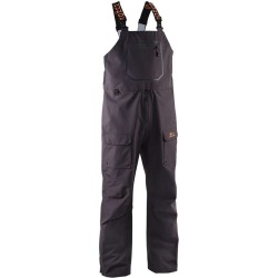 Grundens Dark and Stormy Bib - Black - 3XL found on Bargain Bro Philippines from Tackle Direct for $364.99