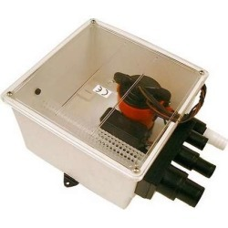Johnson Ultima Multiple Port Shower Sump - 57151