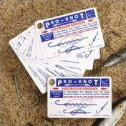 Sherry Pro Knot Saltwater Fishing Cards