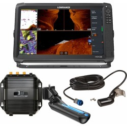 Lowrance HDS-16 Carbon MFD w/ HST-WSBL/StructureScan 3D - 000-13736-001 found on Bargain Bro India from Tackle Direct for $4499.00