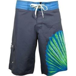 Bluefin USA Sailfish 4-Way Boardshorts Navy - Size 38