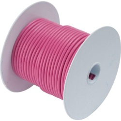 Ancor 14 AWG Tinned Copper Wire Primary Cable - Pink - 18 ft. found on Bargain Bro from Tackle Direct for USD $5.31