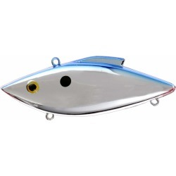 Bill Lewis Rat-L-Trap Original (RT) 25B CHROME BLUE BACK found on Bargain Bro India from Tackle Direct for $5.39