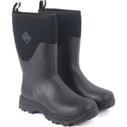 Muck Boots Men's Arctic Outpost Mid Boots - Black 10