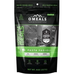 Omeals Self Heating Homestyle Meal - Pasta Fagioli