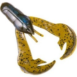 Strike King Rage Tail Chunk - Blue Craw - RGCHK-108 found on Bargain Bro Philippines from Tackle Direct for $5.29