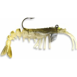 Egret Baits E-VS35 Vudu Shrimp Lure Gold