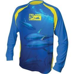 Pelagic VaporTek Long Sleeve T-Shirt - 780-LS-YT found on Bargain Bro India from Tackle Direct for $55.00