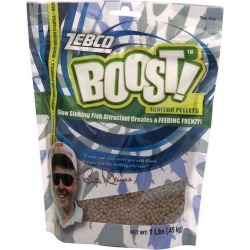 Zebco Boost! Ignitor Pellets found on Bargain Bro India from Tackle Direct for $5.99