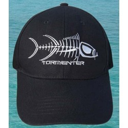 Tormenter Hat - Raging Tuna Logo Black found on Bargain Bro India from Tackle Direct for $12.99