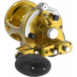 Avet LX G2 6/3 2-Speed Reel Gold