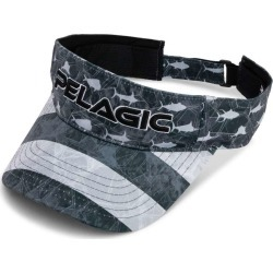 Pelagic Performance Visor - Americamo Grey found on Bargain Bro India from Tackle Direct for $25.00
