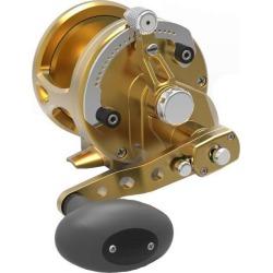 Avet JX G2 6/3 2-Speed Reel - Left Hand Gold