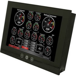 Maretron TSM1330C 13.3in Vessel Monitoring and Control Touchscreen found on Bargain Bro Philippines from Tackle Direct for $4459.99