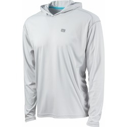 AVID Sportswear Kinetic Hooded AviDry Long Sleeve Shirt - S found on Bargain Bro from Tackle Direct for USD $34.19