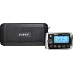 Fusion Black Box Entertainment System w/ BT & Fusion-Link - MS-BB300R