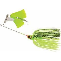 Booyah BYB12 Buzz 1/2oz Bait 607 Chartreuse Shad
