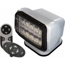 Golight Permanent RadioRay LED w/ Wireless & Dash Remote - White