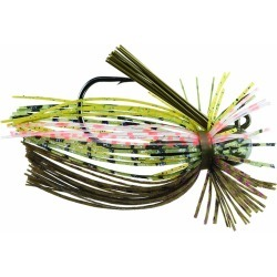Booyah Finance Jig - 3/4oz - Wild Card