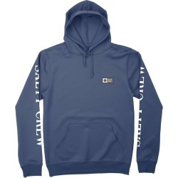 Salty Crew Alpha Tech Fleece Hoodie - Navy - X-Large found on Bargain Bro India from Tackle Direct for $60.00