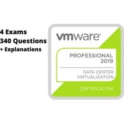 VMware Certified Professional VCP6.5-DCV Practice Exams