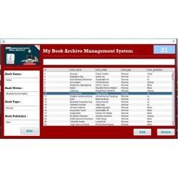 Java GUI (Java Swing - MySQL) Book Management System Project