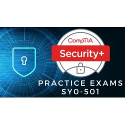 CompTIA Security+ Practice Exams (SY0-501)