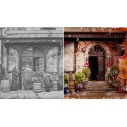 Photo Restoration with Photoshop Tutorial