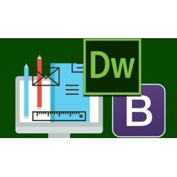 How to Design Website using Bootstrap in Dreamweaver CC 2018