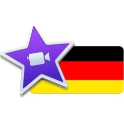 iMovie Deutsch