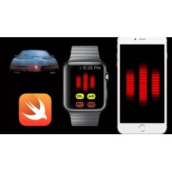 Build Knight Rider's KITT Voicebox Apple Watch & iPhone apps