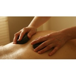 Hot Stone Massage therapy found on Makeup Collection from Udemy for GBP 207.14