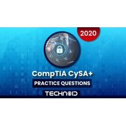 CompTIA Cybersecurity Analyst CySA+ Practice Test 2020