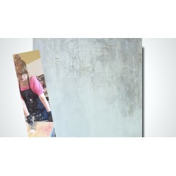 Learn to Paint This Textured Abstract Art Painting