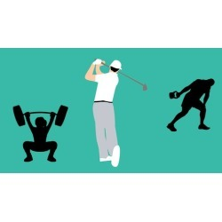 Pure Golf Strength