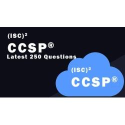 CCSP (Certified Cloud Security Professional) Practice Exam