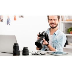 Fotografa bsica para venta en Internet (Stock Photography)