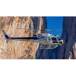 Aerial Photography With Helicopter